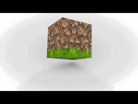 Intro no text Minecraft