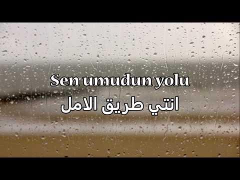 أغنية تركية روعة مترجمة - Koray Avci - Sen - Arabic Translation