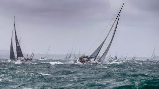 Rolex Fastnet Race 2021 – 14 August – Inspired Performance