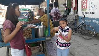 street food kolkata