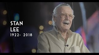 """Stan Lee """"See You Again"""" (Tribute To The MARVEL Legend)"""