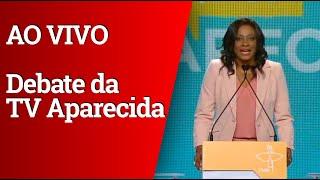 DEBATE PRESIDENCIAL TV APARECIDA - COMPLETO - ANÁLISE NO FINAL