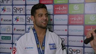 Sagi MUKI (ISR) Gold Tel Aviv GP 19