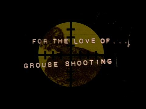 Jon Ronson's For the Love of Grouse Shooting