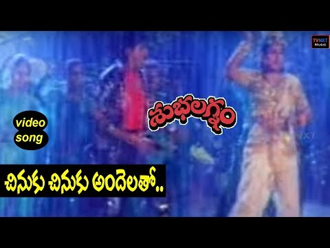 Chinuku Chinuku Andelatho Video Song || Subhalagnam Movie || Ali, Soundarya || TVNXT Movies