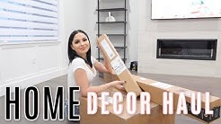 HOME DECOR HAUL | Diana & Jose