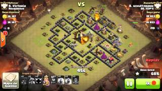 Clash of Clans - OS TOP'S - CV9/TH9 & CV8/TH8