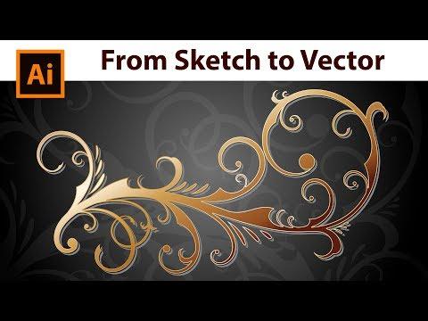 How to draw with Dagubi Doodle Brushes in Adobe Illustrator von YouTube · Dauer:  15 Minuten 39 Sekunden