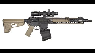 PMAG D-60™ AR/M4 5.56X45MM NATO