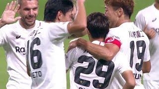 2017明治安田生命J1リーグ 第25節「ガンバ大阪vs.ヴィッセル神戸」