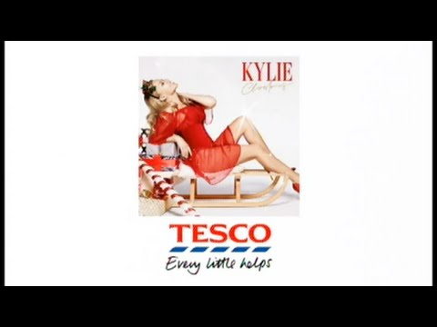 Tesco - Kylie Christmas Album - Christmas 2015