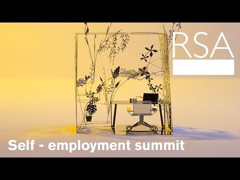 RSA Replay - Self Employment Summit - Peter Day in-conversation