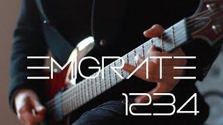Emigrate - 1234 - Guitar cover by Robert Uludag/Commander Fordo