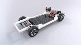 Elektryczny napęd Forda Mach-e