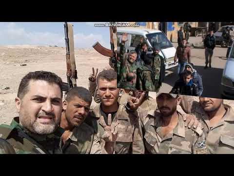 Сирия Заключенные боевики ИГИЛ требуют встречи с коалицией США в тюрьме в Хасаке.