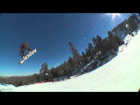 Snowboard Freestyle Addiction GoPro !