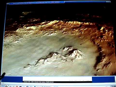 Mars Civilization Evidence By European Space Agency.flv