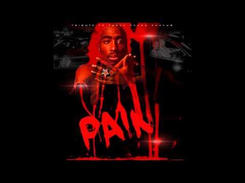 Tupac - Pain (Mongo's Dark Piano Mix)
