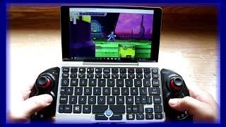 Gaming on a Tiny Laptop | GPD Pocket Mini PC