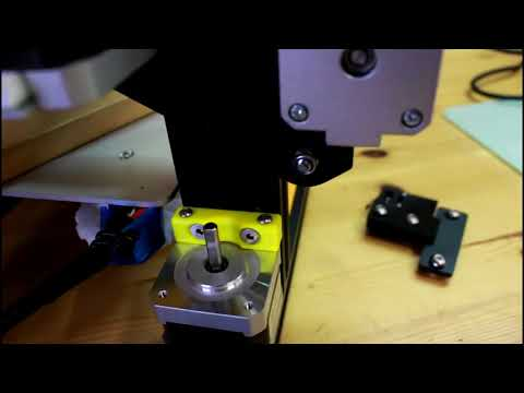 CR-10 Z Rod installation and Adjustment