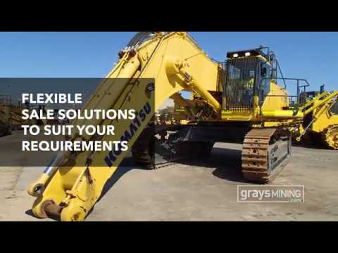 Grays Online - Mining Expo Video