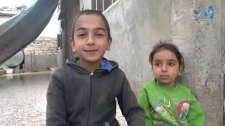 قصة طفلين سوريين يصارعان الوقت قبل تحولهما لمعوقين