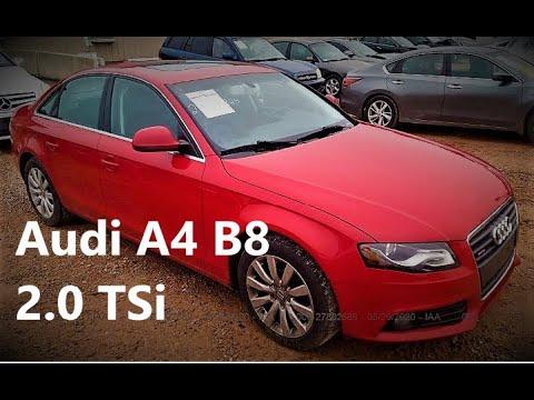 Audi A4 B8 2.0 TSi ремонт двигателя.