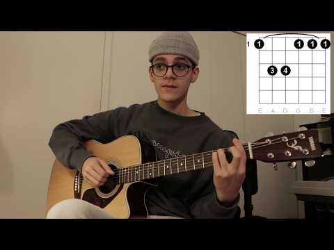 Ed Sheeran - Perfect Acoustic Guitar Tutorial No Capo