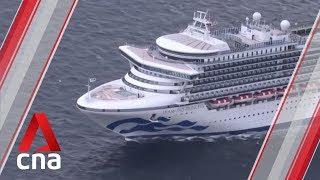10 more people on Japan cruise ship test positive for coronavirus