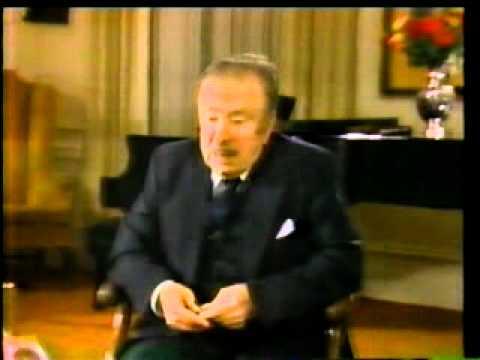 Entrevista al Maestro Claudio Arrau
