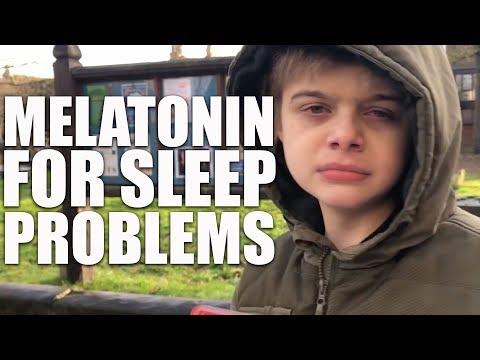 Autism Sleep Problems | Prescribed Melatonin | Vlogmas 2017 Day 14