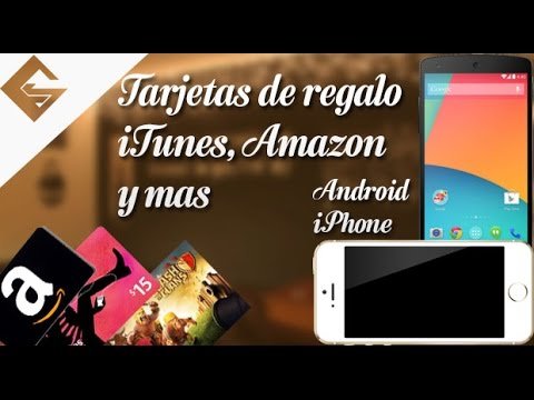 Tarjetas de regalo playstore itunes amazon gratis for Codici regalo amazon gratis