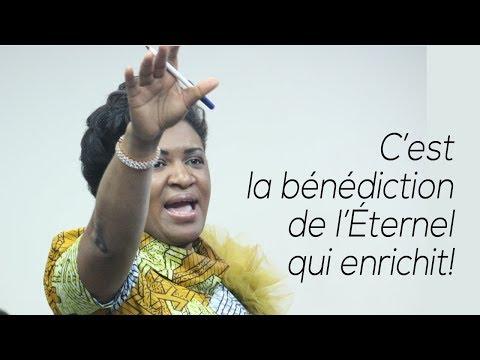 C'est la bénédiction de l'Éternel qui enrichit / Révérend Paul Mukendi