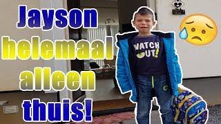 Video NIET THUIS PRANK MET JAYSON!!! - KOETLIFE VLOG download MP3, 3GP, MP4, WEBM, AVI, FLV November 2018
