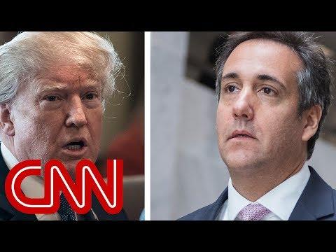 President Trump furious over FBI\'s Cohen raid