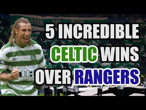 5 Incredible Celtic Wins Over Rangers