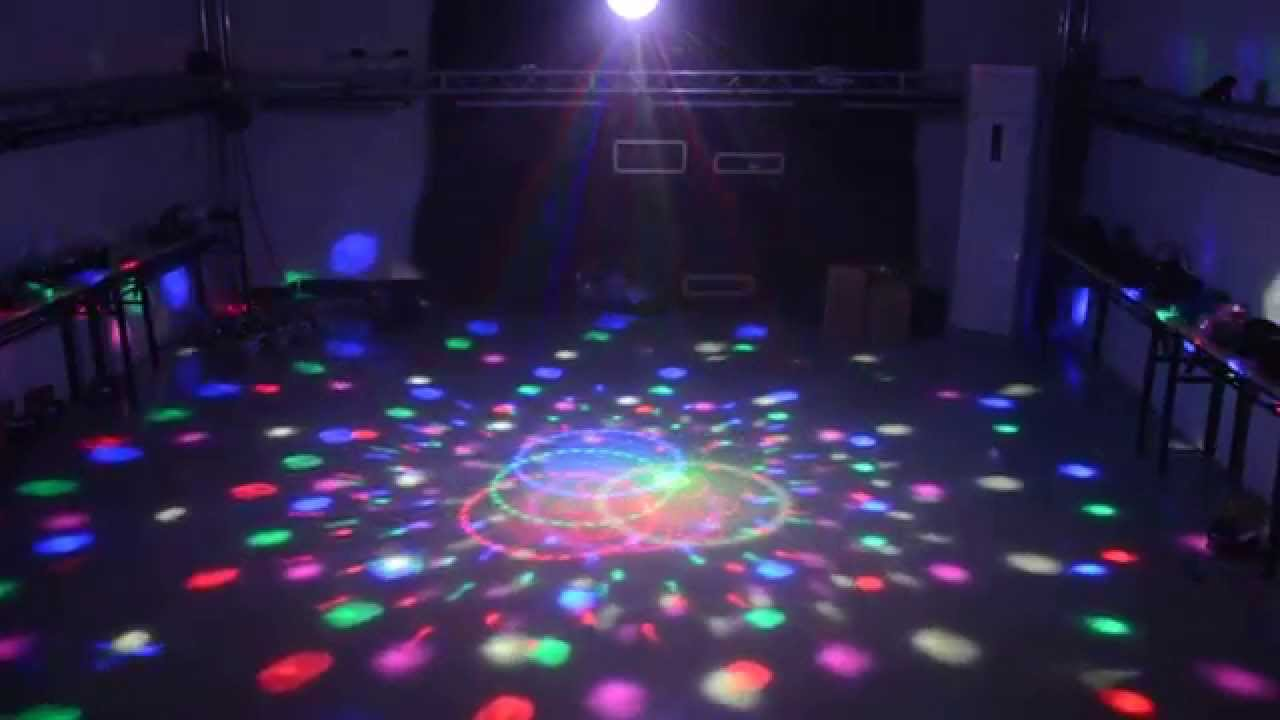 led mushroom effect light for dsico night club home party youtube