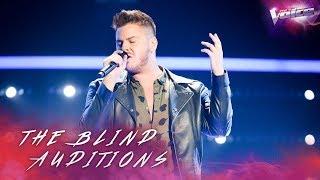 Blind Audition: Luke Antony sings Stole The Show | The Voice Australia 2018