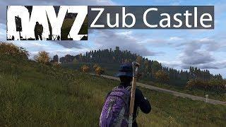 DayZ Xbox One Gameplay Zub Castle & Stories