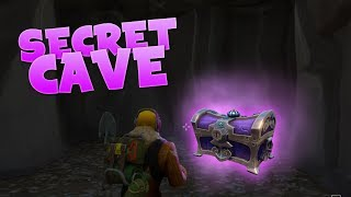 NEW Secret Loot Caves *FOUND* Under Tilted Towers! | Fortnite Battle Royale (Hidden Chests)