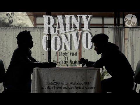 Rainy Convo a Bulawayo #indie263 actor workshop short film