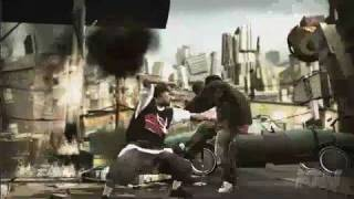 Def Jam: Icon PlayStation 3 Trailer - Block & Reversal