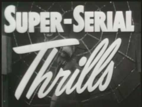 Super Serial Thrills VintageTrailers