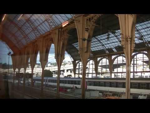 trajet de Nice Ville à Toulon en Z 55500