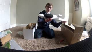 Clouds Fly AXN Floater Jet Review/Unboxing