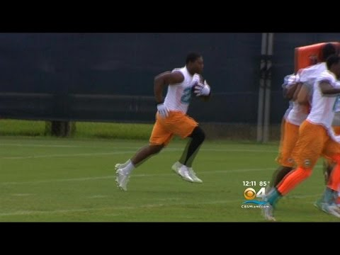 Dolphins Running Back Knowshon Moreno Placed On Injured Reserve