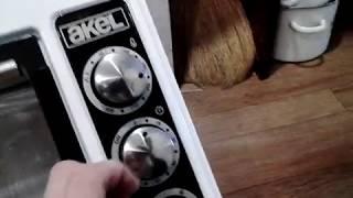 электродуховка Akel AF-730 ремонт