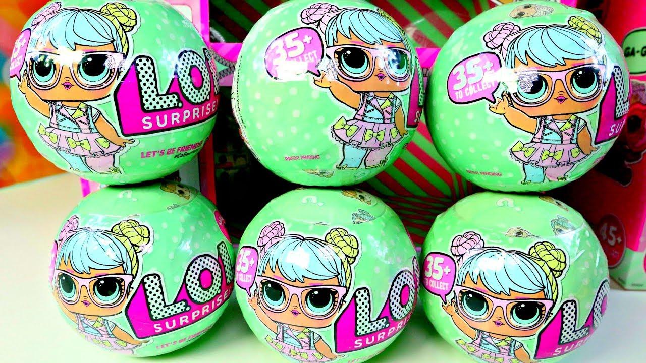 Juguetes Munecas L O L Surprise Dolls Series 2 Mundo De Juguetes