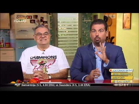Dan LeBatard is Highly Questionable 2012 NBA Champions Miami Heat