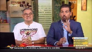 Dan LeBatard is Highly Questionable 2012 NBA Champions Miami Heat   YouTube